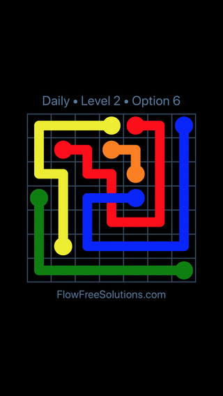 Solution and Answer to the Puzzle for Bridges Date Sunday, April 3, 2016 Level 2