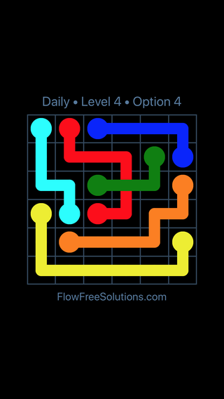 Solution and Answer to the Puzzle for Bridges Date Sunday, June 26, 2016 Level 4
