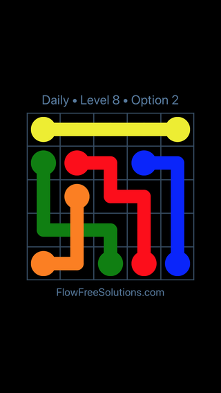 Solution and Answer to the Puzzle for Bridges Date Sunday, June 26, 2016 Level 8