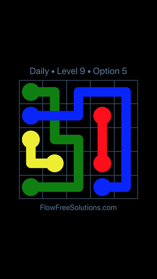 Solution and Answer to the Puzzle for Bridges Date Sunday, April 3, 2016 Level 9