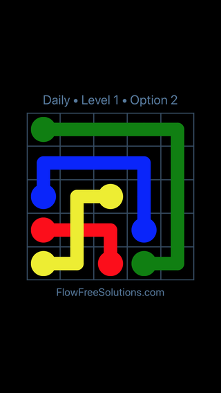 Solution and Answer to the Puzzle for Bridges Date Monday, June 27, 2016 Level 1