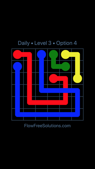 Solution and Answer to the Puzzle for Bridges Date Wednesday, June 29, 2016 Level 3