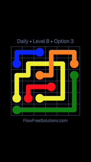 Solution and Answer to the Puzzle for Bridges Date Wednesday, June 29, 2016 Level 8