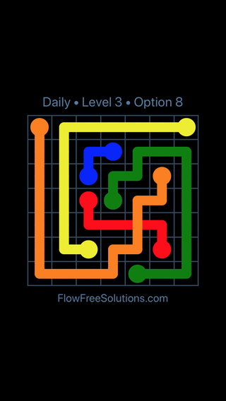 Solution and Answer to the Puzzle for Bridges Date Saturday, January 12, 2019 Level 3