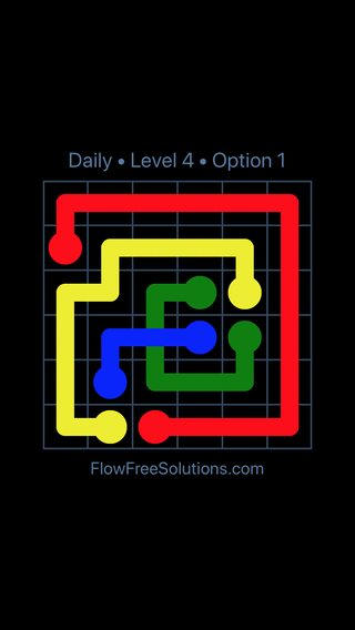 Solution and Answer to the Puzzle for Bridges Date Saturday, July 2, 2016 Level 4
