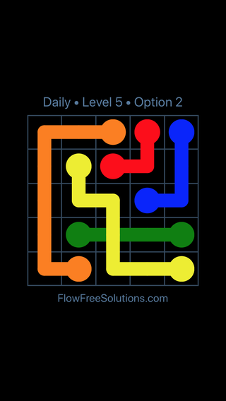 Solution and Answer to the Puzzle for Bridges Date Saturday, July 2, 2016 Level 5