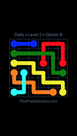 Solution and Answer to the Puzzle for Bridges Date Monday, April 11, 2016 Level 2