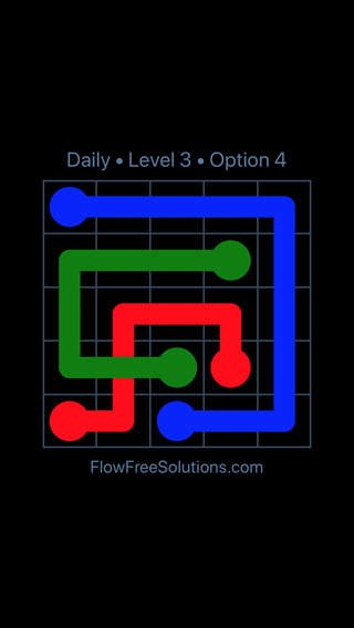 Solution and Answer to the Puzzle for Bridges Date Monday, July 4, 2016 Level 3