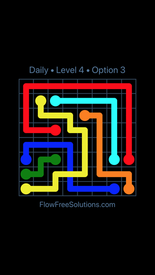 Solution and Answer to the Puzzle for Bridges Date Monday, April 11, 2016 Level 4