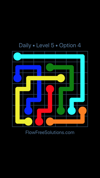 Solution and Answer to the Puzzle for Bridges Date Monday, April 11, 2016 Level 5