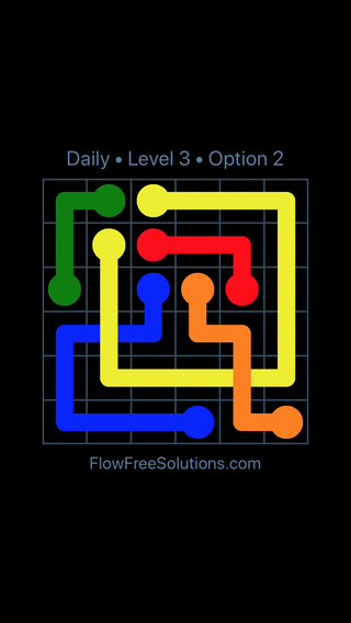 Solution and Answer to the Puzzle for Bridges Date Thursday, July 7, 2016 Level 3