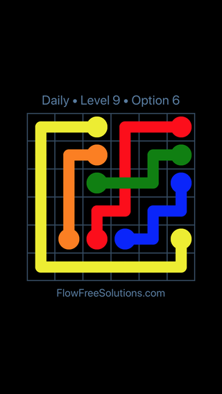 Solution and Answer to the Puzzle for Bridges Date Thursday, April 14, 2016 Level 9