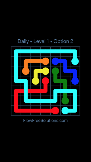 Solution and Answer to the Puzzle for Bridges Date Friday, July 8, 2016 Level 1