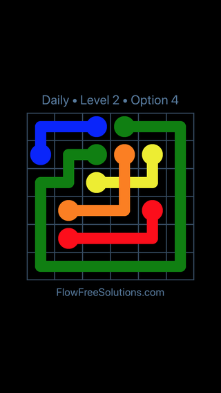 Solution and Answer to the Puzzle for Bridges Date Monday, August 6, 2018 Level 2