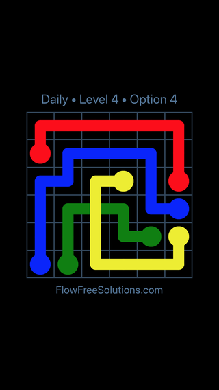 Solution and Answer to the Puzzle for Bridges Date Monday, April 18, 2016 Level 4