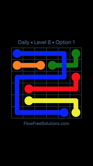 Solution and Answer to the Puzzle for Bridges Date Monday, July 11, 2016 Level 8