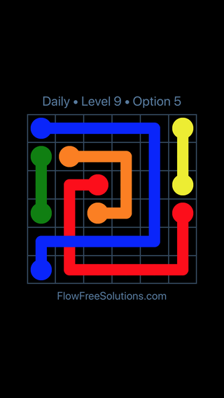 Solution and Answer to the Puzzle for Bridges Date Monday, April 18, 2016 Level 9
