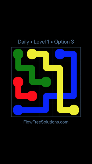 Solution and Answer to the Puzzle for Bridges Date Monday, July 18, 2016 Level 1