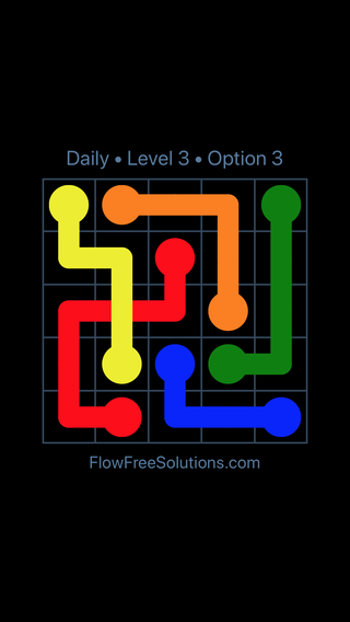 Solution and Answer to the Puzzle for Bridges Date Monday, July 18, 2016 Level 3