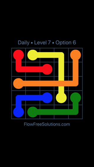 Solution and Answer to the Puzzle for Bridges Date Monday, July 18, 2016 Level 7