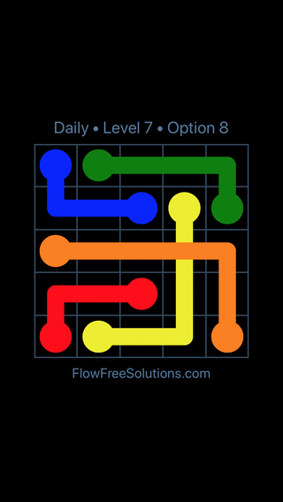 Solution and Answer to the Puzzle for Bridges Date Monday, April 25, 2016 Level 7