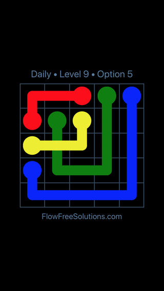 Solution and Answer to the Puzzle for Bridges Date Monday, November 5, 2018 Level 9