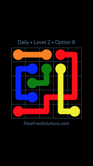 Solution and Answer to the Puzzle for Bridges Date Wednesday, April 27, 2016 Level 2