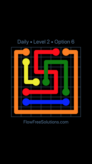 Solution and Answer to the Puzzle for Bridges Date Thursday, April 28, 2016 Level 2