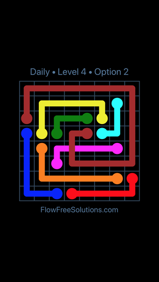 Solution and Answer to the Puzzle for Bridges Date Thursday, July 21, 2016 Level 4