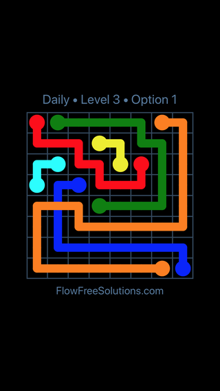 Solution and Answer to the Puzzle for Bridges Date Friday, April 29, 2016 Level 3