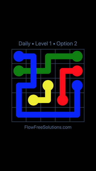 Solution and Answer to the Puzzle for Bridges Date Monday, July 25, 2016 Level 1
