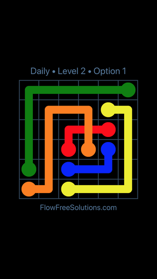 Solution and Answer to the Puzzle for Bridges Date Monday, July 25, 2016 Level 2