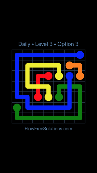 Solution and Answer to the Puzzle for Bridges Date Monday, July 25, 2016 Level 3