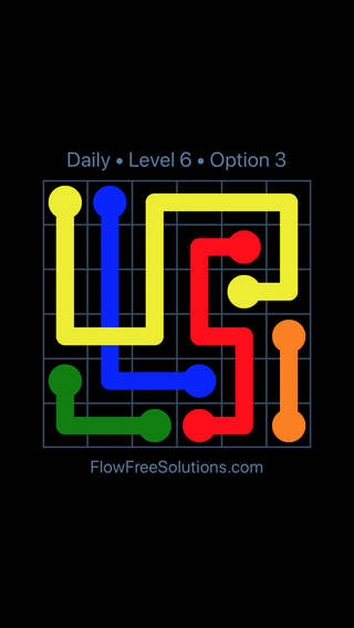 Solution and Answer to the Puzzle for Bridges Date Monday, July 25, 2016 Level 6