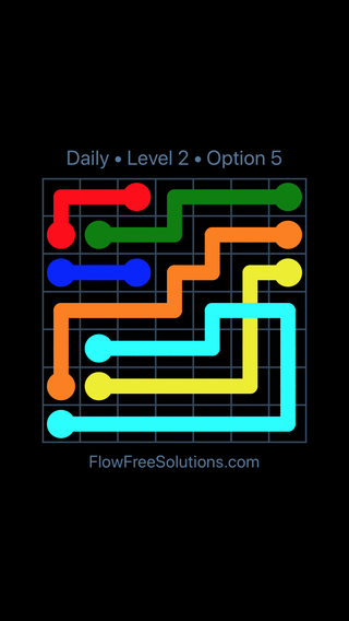 Solution and Answer to the Puzzle for Bridges Date Tuesday, July 26, 2016 Level 2