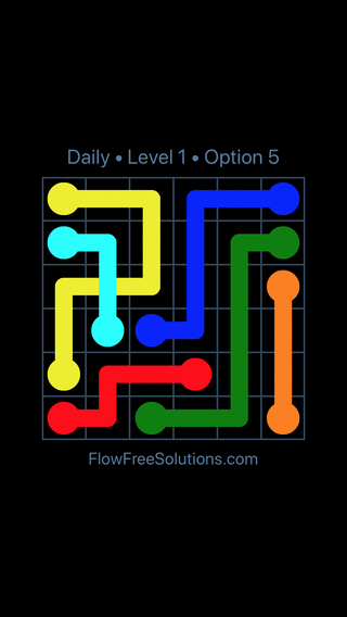 Solution and Answer to the Puzzle for Bridges Date Wednesday, January 11, 2017 Level 1