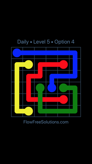 Solution and Answer to the Puzzle for Bridges Date Wednesday, January 11, 2017 Level 5