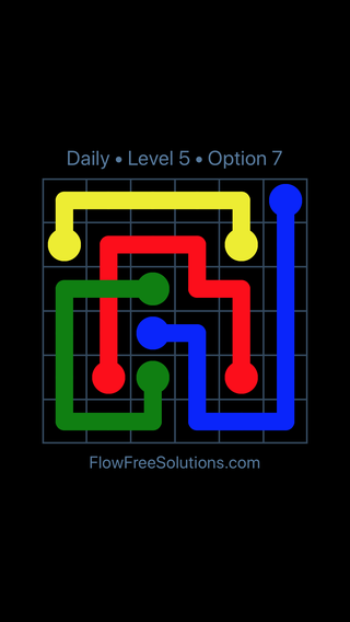 Solution and Answer to the Puzzle for Bridges Date Wednesday, July 27, 2016 Level 5