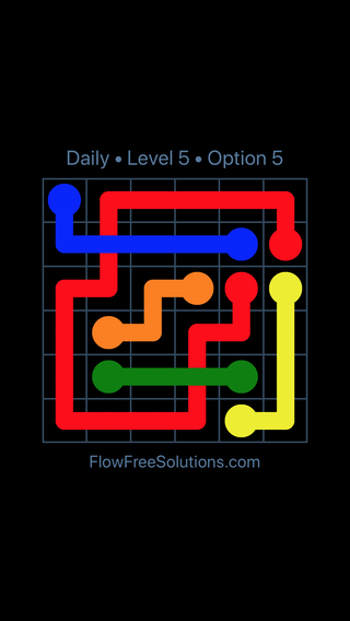 Solution and Answer to the Puzzle for Bridges Date Thursday, July 28, 2016 Level 5