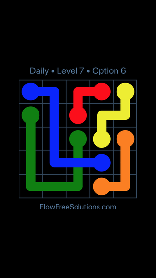 Solution and Answer to the Puzzle for Bridges Date Thursday, July 28, 2016 Level 7