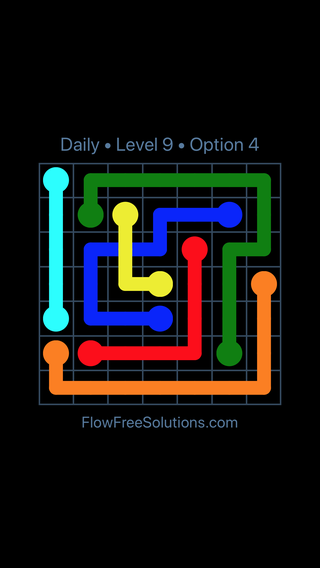 Solution and Answer to the Puzzle for Bridges Date Thursday, July 28, 2016 Level 9