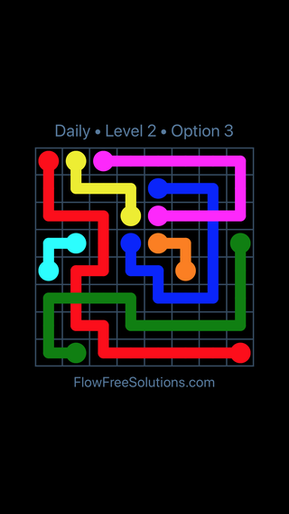 Solution and Answer to the Puzzle for Bridges Date Friday, July 29, 2016 Level 2