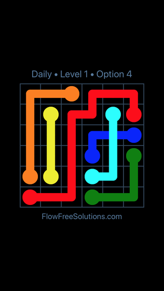 Solution and Answer to the Puzzle for Bridges Date Monday, May 9, 2016 Level 1