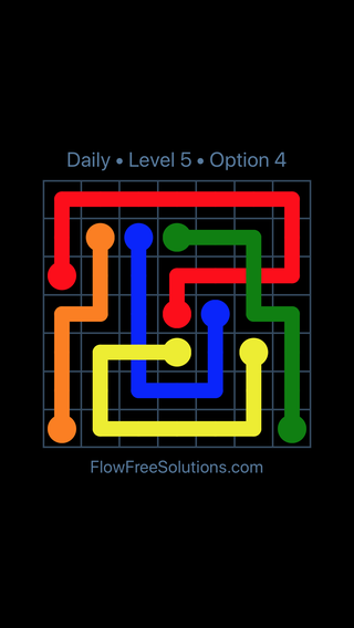Solution and Answer to the Puzzle for Bridges Date Monday, August 1, 2016 Level 5