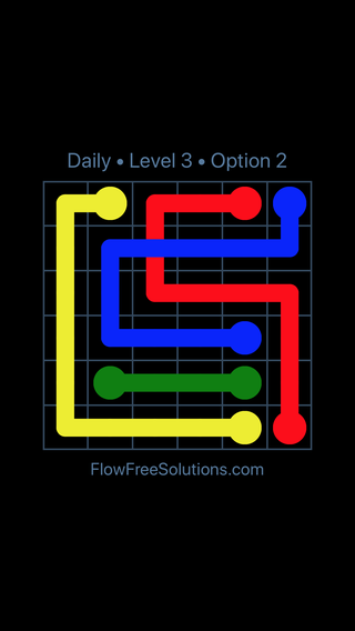 Solution and Answer to the Puzzle for Bridges Date Tuesday, August 2, 2016 Level 3