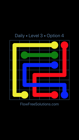 Solution and Answer to the Puzzle for Bridges Date Tuesday, May 10, 2016 Level 3