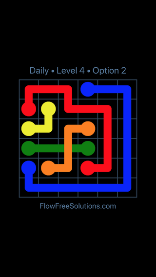 Solution and Answer to the Puzzle for Bridges Date Sunday, June 10, 2018 Level 4