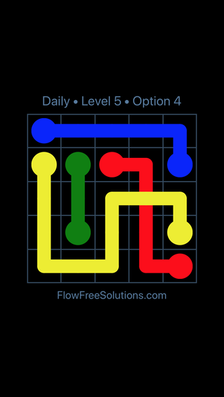 Solution and Answer to the Puzzle for Bridges Date Sunday, May 15, 2016 Level 5