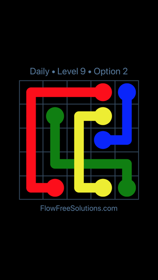 Solution and Answer to the Puzzle for Bridges Date Sunday, May 15, 2016 Level 9