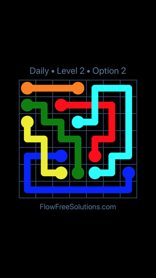Solution and Answer to the Puzzle for Bridges Date Monday, June 11, 2018 Level 2